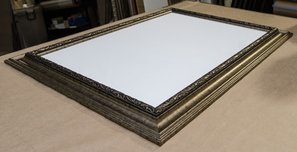 Step 1 - Buy Custom Canvas Frame