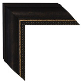 Brown Gold Canvas Frame